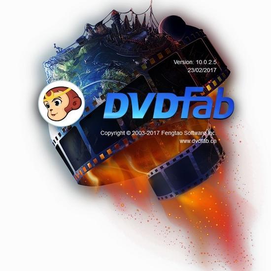 DVDFab 10.0.2.5 + Portable