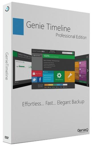Genie Timeline Pro 2017 7.0.1.300