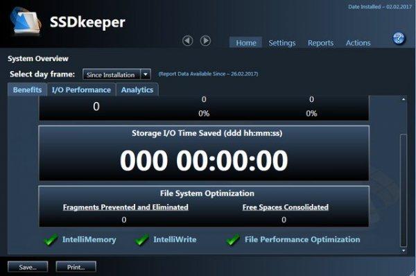 SSDkeeper Professional 1.0.0.0