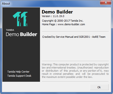 Tanida Demo Builder 11.0.19.0 + Portable
