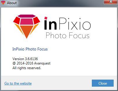 InPixio Photo Focus 3.6.6136