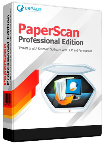 ORPALIS PaperScan Professional Edition 3.0.37