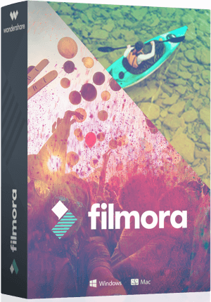 Wondershare Filmora 8.7.5.0 + Complete Effect Packs