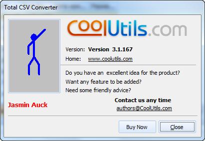 Coolutils Total CSV Converter 3.1.167