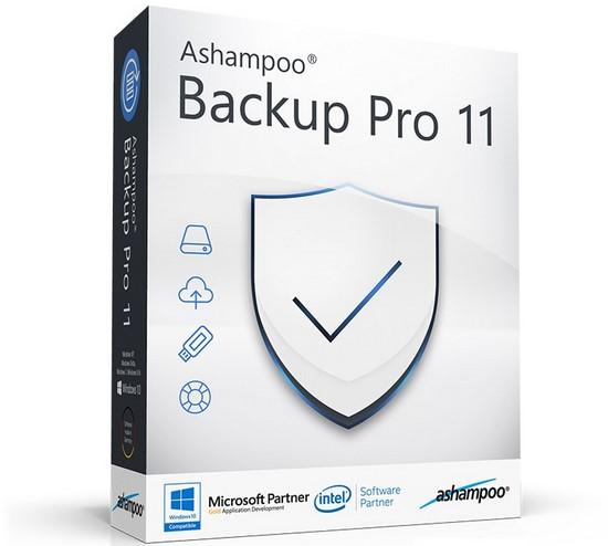Ashampoo Backup Pro 11.05