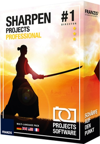Franzis SHARPEN Projects Professional 1.19.02653 + Rus