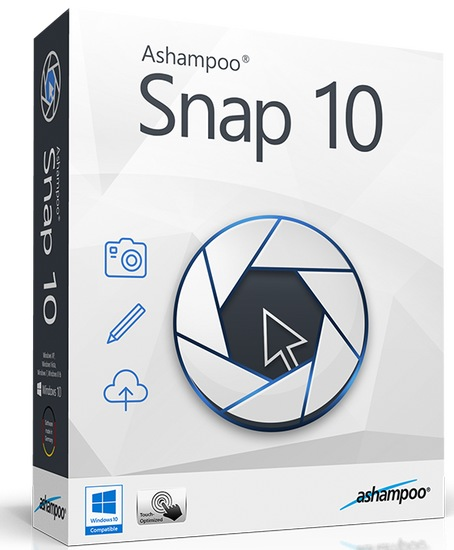 Ashampoo Snap 10.0.1