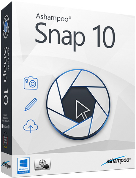 Ashampoo Snap 10.0.3