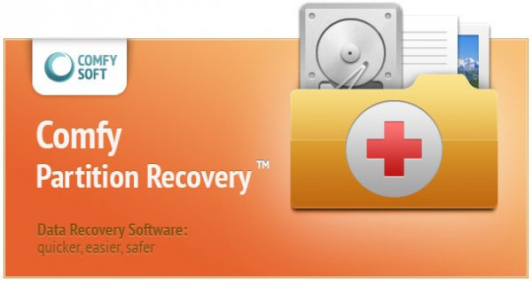 Comfy Partition Recovery 2.6