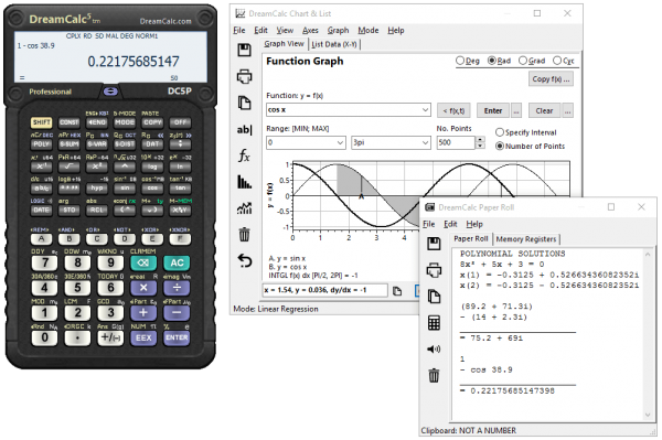 DreamCalc Professional Edition 5.0.4 + Portable