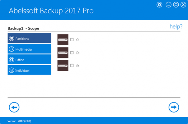 Abelssoft Backup Pro 2017 7.0.0 Retail + Portable