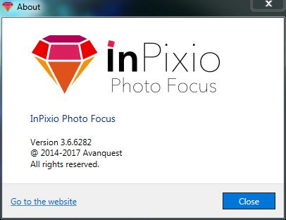 InPixio Photo Focus 3.6.6282
