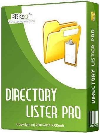 Directory Lister Pro 2.22.0.321 Enterprise Edition + Portable