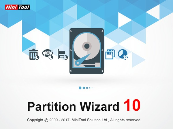 MiniTool Partition Wizard Server | Enterprise | Technician 10.2.1