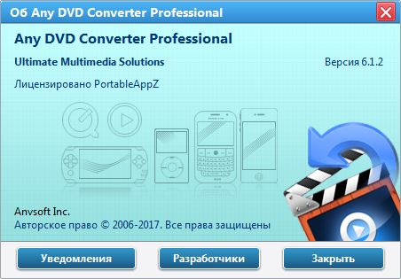 Any DVD Converter Professional 6.1.2 + Portable