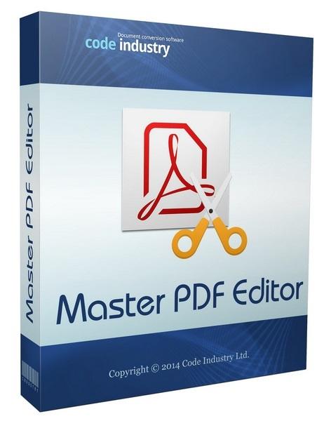 Master PDF Editor 4.1.30
