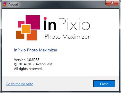 InPixio Photo Maximizer 4.0.6288