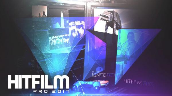 HitFilm Pro 2017 5.0.6424.7201