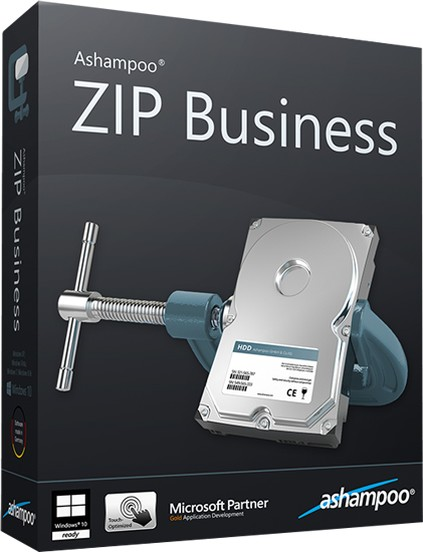 Ashampoo ZIP Business 2.00.43 + Portable