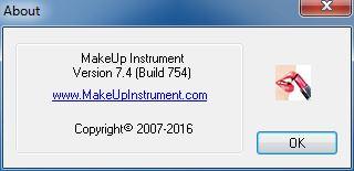 MakeUp Instrument 7.4 Build 754 + Portable