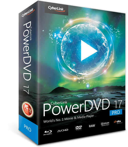 CyberLink PowerDVD Ultra 17.0.1808.60