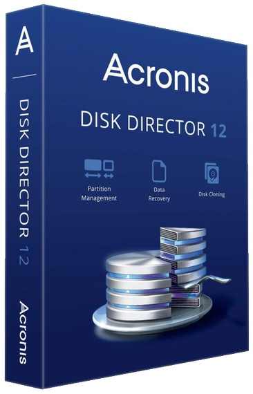 Acronis Disk Director 12.0 Build 3297 + BootCD