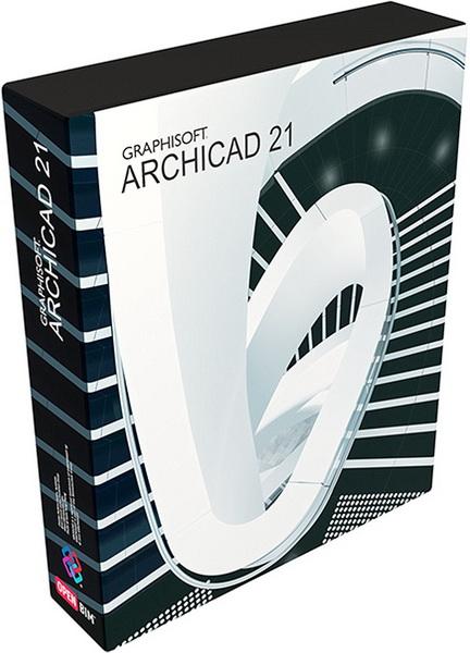ArchiCAD 21 Build 3005 / 3010