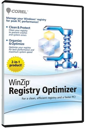 WinZip Registry Optimizer 4.21.0.8