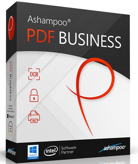 Ashampoo PDF Business 1.11 Final