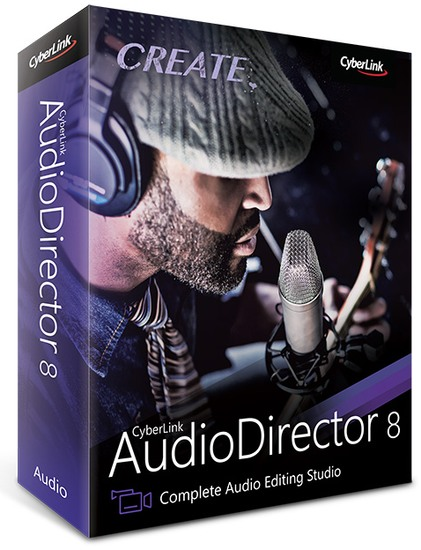 CyberLink AudioDirector Ultra 8.0.2817.0 + Rus