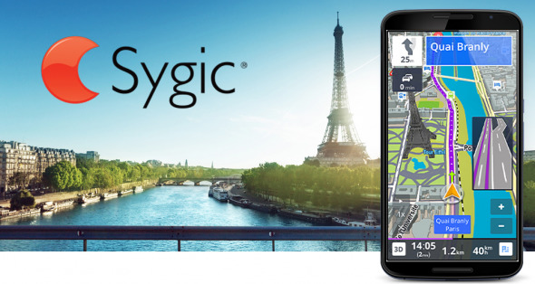 GPS Navigation & Maps Sygic 17.4.0