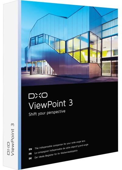 DxO ViewPoint 3.1.16 Build 289