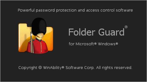 Folder Guard 20.10