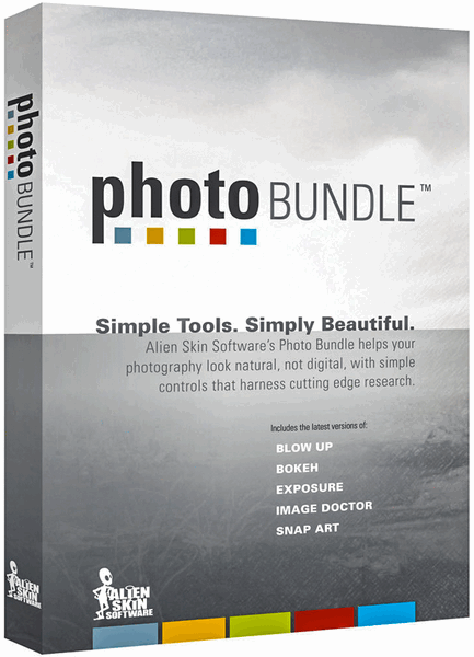 Exposure Software Photo Bundle Collection 11.2019