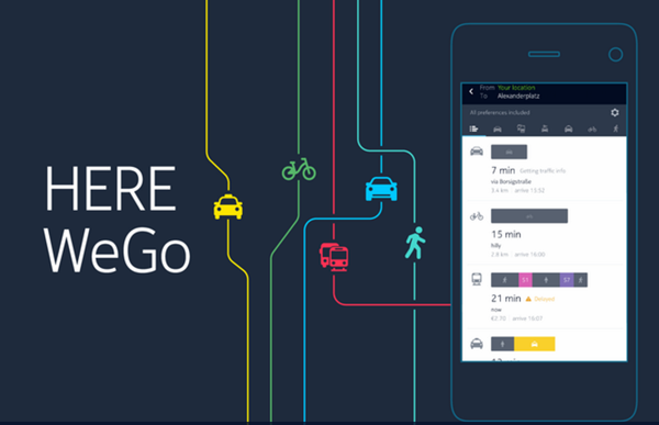 HERE WeGo – City Navigation 2.0.14841