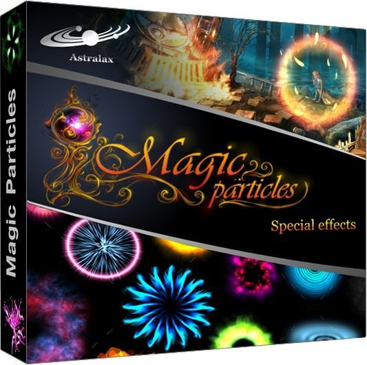 Скачать Astralax Magic Particles 3D + Special Effects бесплатно