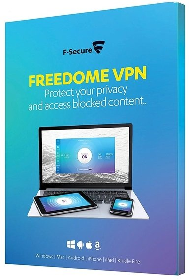 F-Secure Freedome VPN 2.27.5860.0