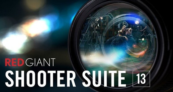 Red Giant Shooter Suite 13.1.14