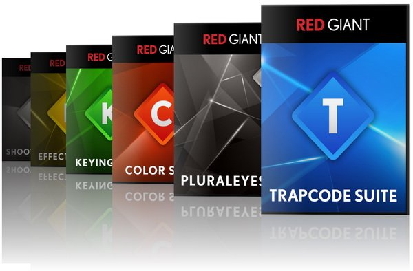 Red Giant Complete Suite 2018 for Adobe CS5 - CC 2018 (Updated 05.10.2018) macOS - Free