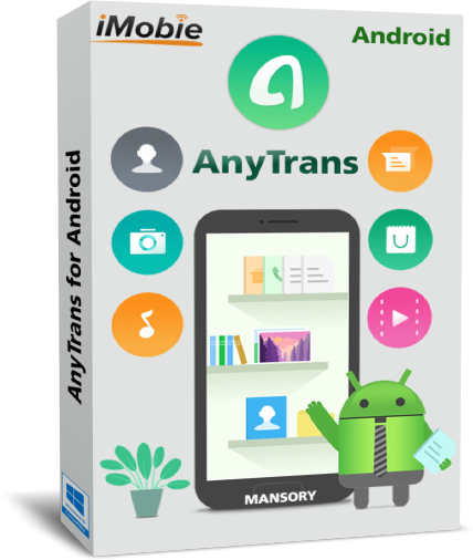 AnyTrans for Android 7.0.0.20190307