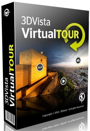 3DVista Virtual Tour Suite 2019.0.2