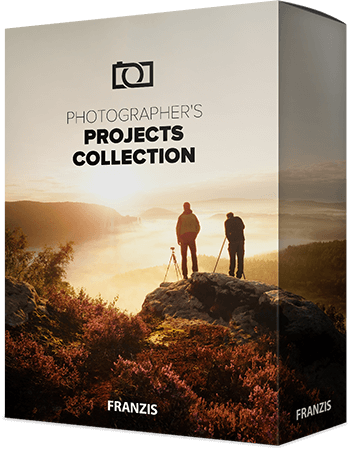 Franzis Photographer's Projects Collection 2018 + Rus