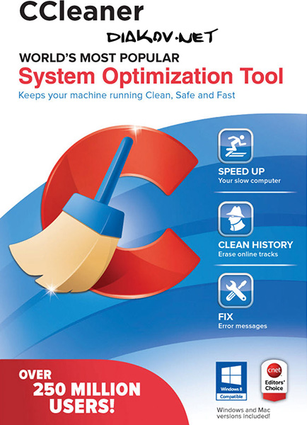 CCleaner 5.66.7716 Business | Professional | Technician Edition