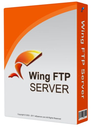 Wing FTP Server Corporate 6.0.8