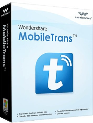 Wondershare MobileTrans 8.1.0.640