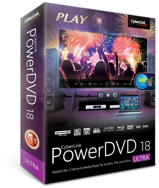 CyberLink PowerDVD Ultra 18.0.2705.62 + RePack