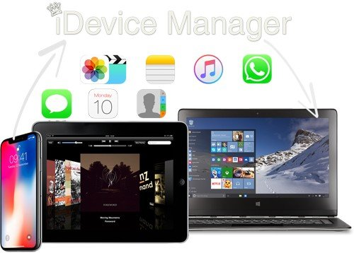 iDevice Manager Pro Edition 8.7.0.0