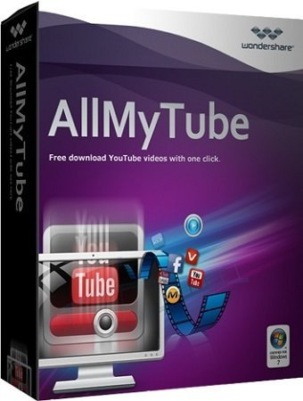 Wondershare AllMyTube 7.4.9.2
