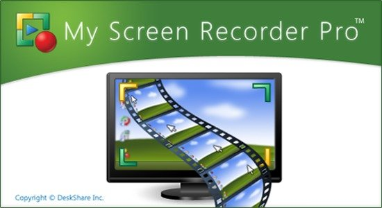 Deskshare My Screen Recorder Pro 5.17