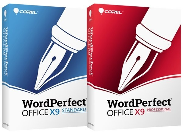 Corel WordPerfect Office X9 Standard / Professional 19.0.0.325
